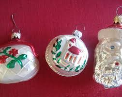 1950s ornaments etsy