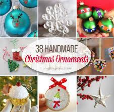 Easy Homemade Christmas Crafts