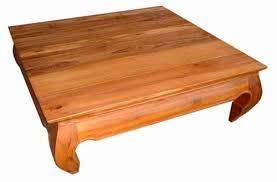 Bali Coffee Table Coffee Table Wood 01 Woodbali Furniture Synthetic Rattan