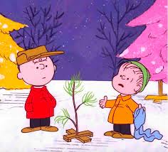 linus christmas tree a brown christmas what many never noticed