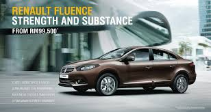 renault sedan fluence ad new renault fluence 2 0l for as low as rm99 500