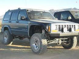 jeep grand xj pre runner fiberglass pirate4x4 com 4x4 and road