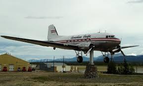 Airplane Weathervane Alaska Adventure