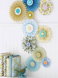 Paper Craft Ideas For Wall Decoration Scrapbook Paper Wall Decor
