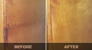 how to remove sticky residue kitchen cabinets remove greasy buildup from wood cabinets simply tips