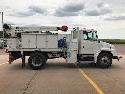 2000 freightliner fl60 service trucks u0026 tiger cranes