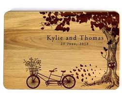 wedding cutting board best 25 personalized cutting board ideas on creative