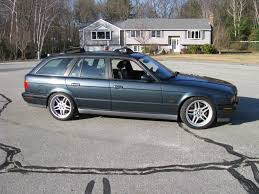 bmw station wagon 1995 bmw m5 e34 touring wagon supercharged german cars for sale blog
