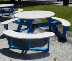 Exteriors Recycled Plastic Picnic Tables Cedar Hexagon Picnic by 94 Best Site Amenities Images On Pinterest Benches Html And