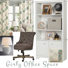 office space basement planning a girly office space at home with amy marie