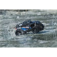 prince george monster truck show latrax teton 4wd 1 18 scale rc monster truck blue rc cars