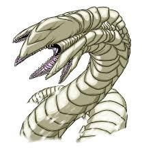 ice worm porphyra