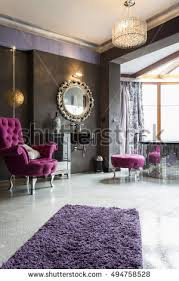 Fluffy Armchair Violet Armchair Stock Images Royalty Free Images U0026 Vectors