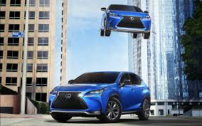 lexus car commercial lexus nx flies through the air in japanese commercial lexus