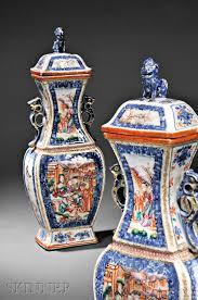 mandarin porcelain american furniture and artwork export porcelain