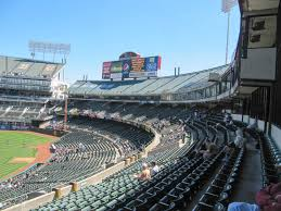 Oracle Arena Map Best Seats For Oakland A U0027s At O Co Coliseum