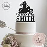 harley davidson wedding cake toppers motorcycle biker wedding cake topper by magical day