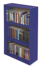amazon com pacon classroom keepers upright bookcase blue 001332