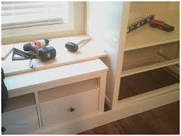 Storage Benches And Nightstands New How To Build A Window Seat