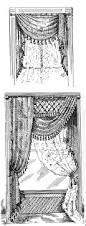 počet nápadov na tému victorian window treatments na pintereste