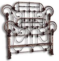 iron beds history antique iron beds by cathouse
