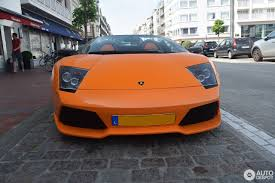 Lamborghini Murcielago Lp640 4 - lamborghini murciélago lp640 roadster 28 may 2017 autogespot