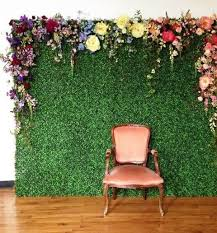 43 best greenery wedding backdrops images on wedding