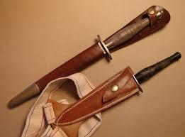 agent u0027s daggers the fairbairn sykes fighting knives