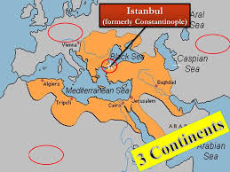 Ottoman Empire Capital The Ottomans Were Turkish Capital Istanbul Turkish Capital