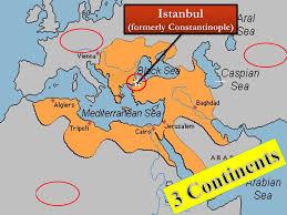 Ottoman Empire Capital The Ottomans Were Turkish Capital Istanbul Turkish Capital
