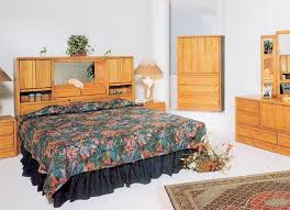 Oak Headboard King Waterbed Magnolia Hb Or With Waterbed Waterbeds