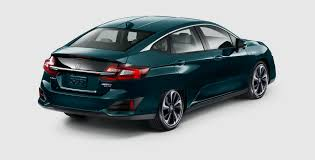 honda the plug in hybrid honda clarity will have an electric range