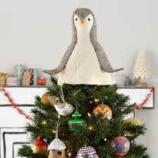 penguin tree topper search penguin penguins