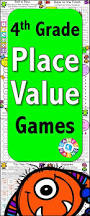 23 best place value images on pinterest fourth grade common
