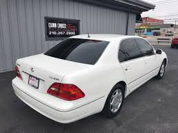 lexus car 2001 2001 lexus ls 430 city tx clear choice automotive