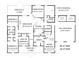 five bedroom home plans five bedroom house plans one 5 bedroom home plans 2 5