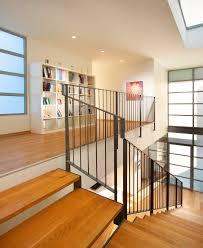 Laminate Floor Door Bars Steel Flat Bar Hand Rail Staircase Contemporary With Glass Doors
