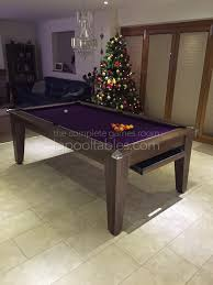 Pool Dining Table by Gatley Classic Pool Dining Table Dark Walnut With Free Uk Delivery