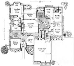 monster floor plans european style house plan 4 beds 3 5 baths 2998 sq ft plan 310