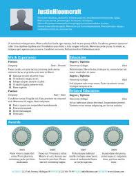 winning resume templates 49 creative resume templates unique non traditional designs