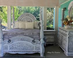 4 poster bed etsy