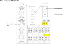 2000 ford taurus fuse box diagram power windows 2000 wiring