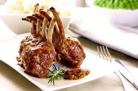 cuisiner un carré d agneau carré d agneau aux abricots les recettes de ma mère