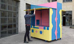 installer une cuisine uip des anglais ont inventé une cuisine mobile pour les sdf