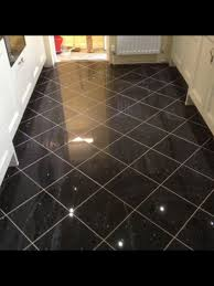 Black Bathroom Floor Tile Best Ideas About Granite Flooring On Tile Floors Floor Black