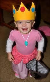 Baby Mario Halloween Costume 25 Princess Peach Costume Ideas Peach Costume