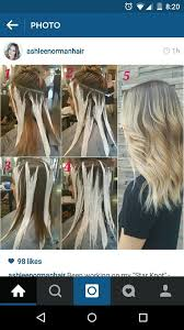 12 best balayage and ombré techniques images on pinterest hair