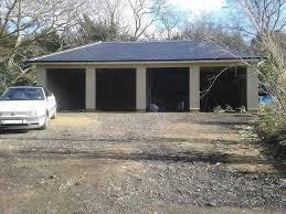 4 car garage size dmpc south east