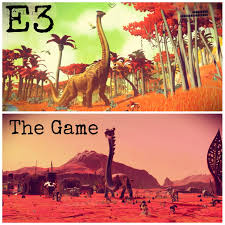 e3 vs the game