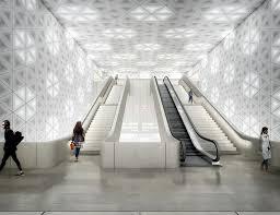metro bureau rennes gallery of rennes metro station atelier zündel cristea 4